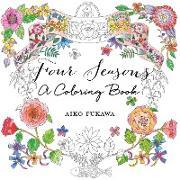 Cover-Bild zu Four Seasons: A Coloring Book von Fukawa, Aiko
