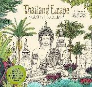 Cover-Bild zu Thailand Escape: My Colorful Trip Through Exotic Lands von Gedeon, Jade