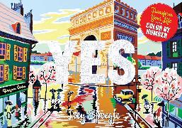 Cover-Bild zu YES von Speegle, Trey