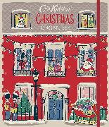 Cover-Bild zu Cath Kidston: Christmas Town House 2018 Christmas Organiser von Kidston, Cath
