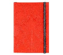 Cover-Bild zu Christian Lacroix Scarlet B5 Paseo Notebook von Lacroix, Christian (Geschaffen)