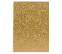 Cover-Bild zu Christian Lacroix Paseo Gold A4 Hardcover Album von Lacroix, Christian
