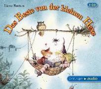 Cover-Bild zu Das Beste von der kleinen Hexe (3 CD) von Baeten, Lieve