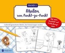 Cover-Bild zu Malen von Punkt zu Punkt von Hübner, Marie (Illustr.)