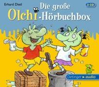 Cover-Bild zu Die große Olchi-Hörbuchbox (3 CD) von Dietl, Erhard