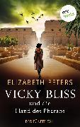 Cover-Bild zu Vicky Bliss und die Hand des Pharaos - Der fünfte Fall (eBook) von Peters, Elizabeth