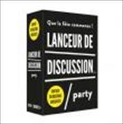 Cover-Bild zu Lanceur de discussion - Party