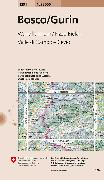 Cover-Bild zu Bosco / Gurin. 1:25'000