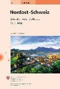 Cover-Bild zu Landeskarte der Schweiz 2. Nordost-Schweiz. 1:200'000