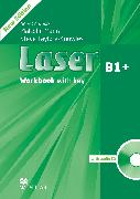 Cover-Bild zu Laser 3rd edition B1+ Workbook with key & CD Pack