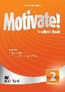 Cover-Bild zu Motivate! Level 2 Teacher's Book + Class Audio + Test Pack