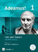 Cover-Bild zu Adeamus! 1. Ausgabe C . Schülerbuch - Lehrerfassung