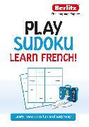Cover-Bild zu Berlitz Play Sudoku, Learn French