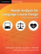 Cover-Bild zu Needs Analysis for Language Course Design