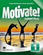 Cover-Bild zu Motivate! Level 1 Student's Book + Digibook CD Rom Pack