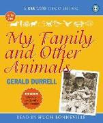 Cover-Bild zu My Family and Other Animals