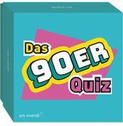 Cover-Bild zu Das 90er Quiz von Stefan Gnad