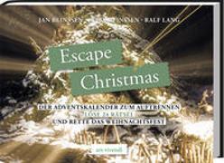 Cover-Bild zu Escape Christmas von Beinßen, Jan
