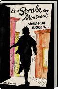 Cover-Bild zu Eine Straße in Montreal von Richler, Mordecai