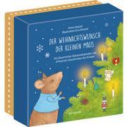 Cover-Bild zu Der Weihnachtswunsch der kleinen Maus (Neuauflage) von Hassel, Anne