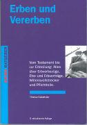 Cover-Bild zu Erben und Vererben