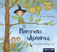Cover-Bild zu Petronella Apfelmus - Verhext und festgeklebt