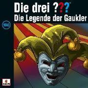 Cover-Bild zu Die drei ??? 198 / Die Legende der Gaukler
