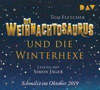 Cover-Bild zu Der Weihnachtosaurus und die Winterhexe (Teil 2)