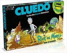Cover-Bild zu Cluedo Rick & Morty