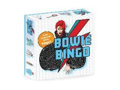 Cover-Bild zu Bowie Bingo von Fisher, Niki (Illustr.)