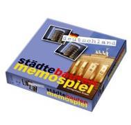 Cover-Bild zu StädteBautenMemoSpiel Deutschland - StädteBautenMemoSpiel von Verlagshaus Braun
