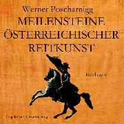 Cover-Bild zu eBook Meilensteine österreichischer Reitkunst