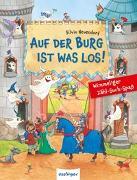 Cover-Bild zu Schumann, Sibylle: Auf der Burg ist was los!