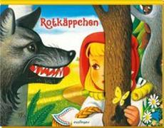 Cover-Bild zu Schumann, Sibylle: Rotkäppchen