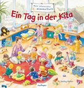 Cover-Bild zu Schumann, Sibylle: Mein allererstes Wimmelbuch: Ein Tag in der Kita