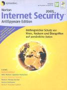 Cover-Bild zu Norton Internet Security 2005. AntiSpyware Edition
