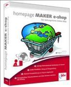 Cover-Bild zu Homepage Maker E-Shop Pro