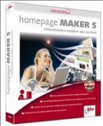 Cover-Bild zu Homepage Maker 5