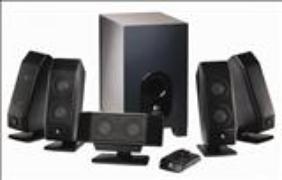Cover-Bild zu Logitech X540 5.1 Speaker