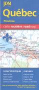 Cover-Bild zu Québec. 1:1'000'000 / 1:500'000