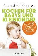 Cover-Bild zu Kochen für Babys und Kleinkinder