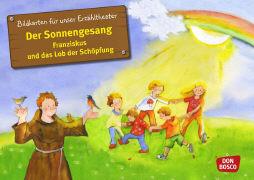 Cover-Bild zu Bildkarten für unser Erzähltheater: Der Sonnengesang. Franziskus und das Lob der Schöpfung von Wittmann, Sybille