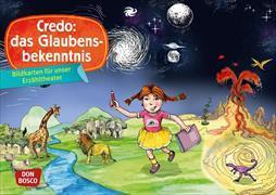Cover-Bild zu Credo: das Glaubensbekenntnis von Schweiger, Bernhard