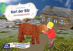 Cover-Bild zu Karl, der Bär. Eine Klanggeschichte von Maywald, Eva-Maria