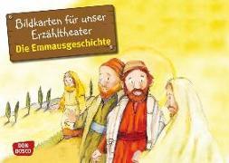Cover-Bild zu Die Emmausgeschichte von Brandt, Susanne
