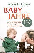 Cover-Bild zu Largo, Remo H.: Babyjahre