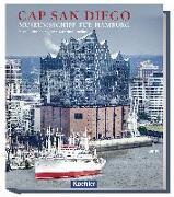 Cover-Bild zu Cap San Diego von Flechsenhar, Kurt