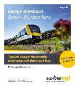 Cover-Bild zu Kursbuch Baden-Württemberg 2021. 1:1'200'000 von Nahverkehrsgesellschaft Baden-Württemberg (Hrsg.)