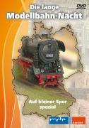 Cover-Bild zu Die lange Modellbahn-Nacht