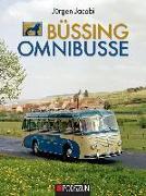 Cover-Bild zu Büssing Omnibusse von Jacobi, Jürgen